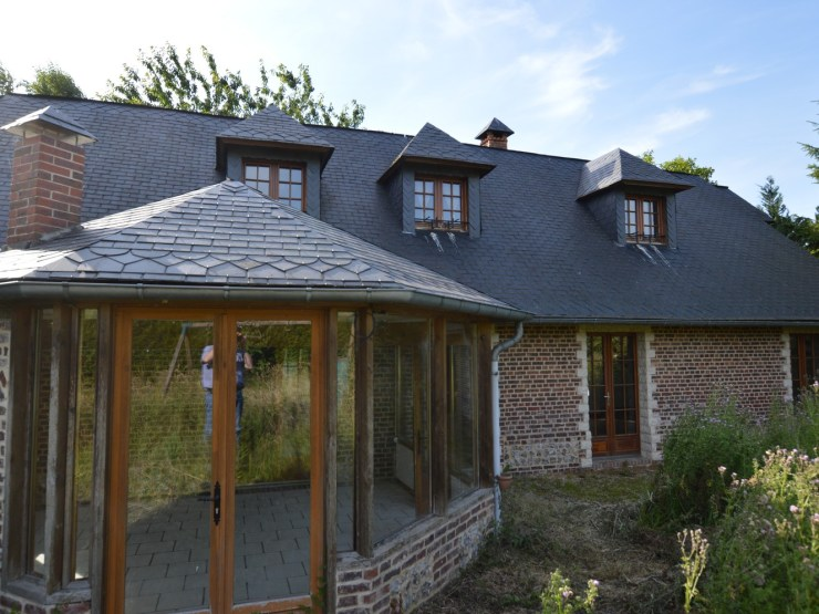 Adorable Maison normande F3 Prox St Romain