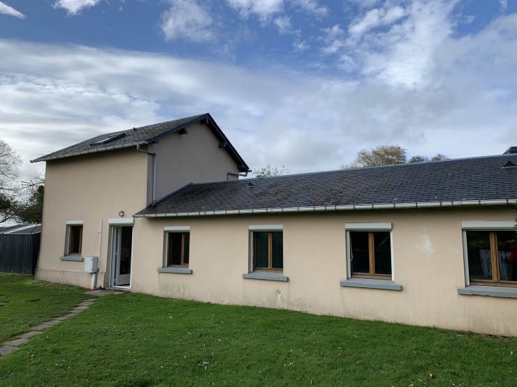 Prox Les Trois Pierres maison F3 sur 500m²
