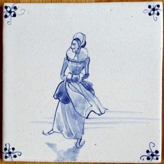 7301-Schaatsers-schaatsende-Dame-vorn