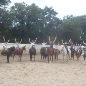 Ponykamp 2011 (1-8 t/m 5-8)