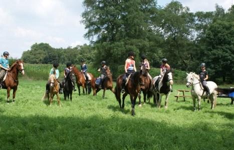 Ponykamp 2012 (23-7 t/m 27-7)