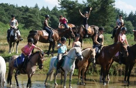 Ponykamp 2013 (29-7 t/m 2-8)