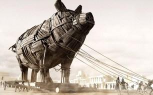 trojanisches schwein