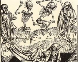 Tanz der Skelette 2