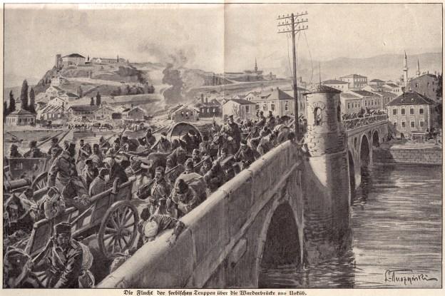 Skopje bjagstvo