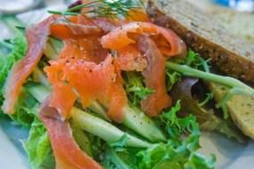Salat-Rezepte reich an Antioxidantien
