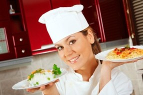 Internationale Küche und vegetarische Rezepte