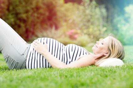 Genießen Sie Ihre Schwangerschaft