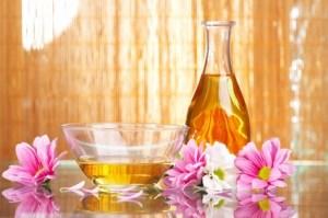 Parfüms, Colognes, Seifen und Cremes