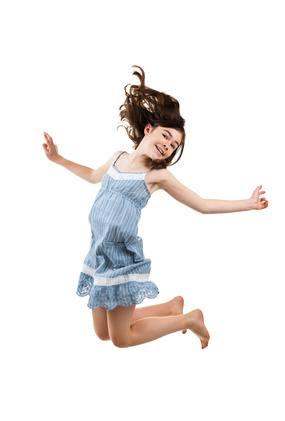 Intuitives Tanzen  um den Selbst-Ausdruck zu fördern