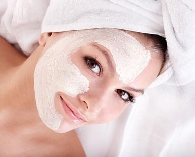 Nahrhafte Masken für alle Hauttypen