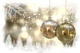 Weißer  Weihnachten, Dekoration und Bedeutung