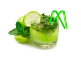 Säfte zum Abnehmen mit grünem Tee