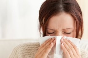 Keine Erkältung. Stärken Sie Ihr Immunität mit Lebensmittel