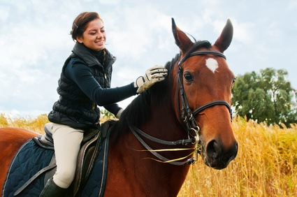 Hippotherapie, Heilung durch Pferde