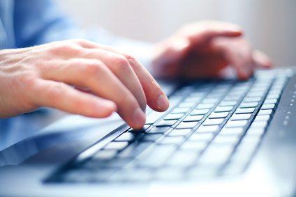 Die Tastatur, Feind der Hände