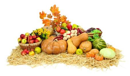 Kochen mit Herbst-und Wintergemüse