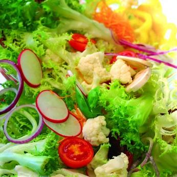 Wichtiges Gemüse in der täglichen Ernährung