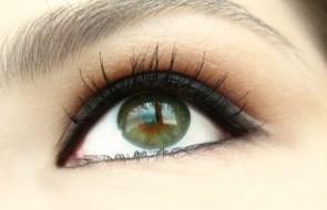 Schöne Wimpern