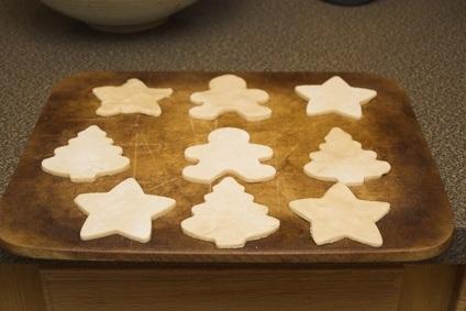 Weihnachtsplätzchen, verschiedene Rezepte