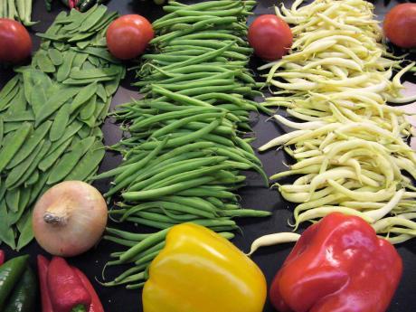 Ökologische Lebensmittel =  mehr Gesundheit