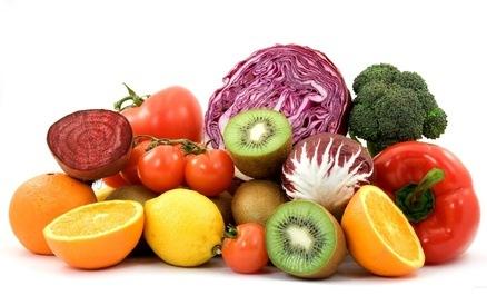 Nach den Farben essen mit leckeren Salat-Rezepten