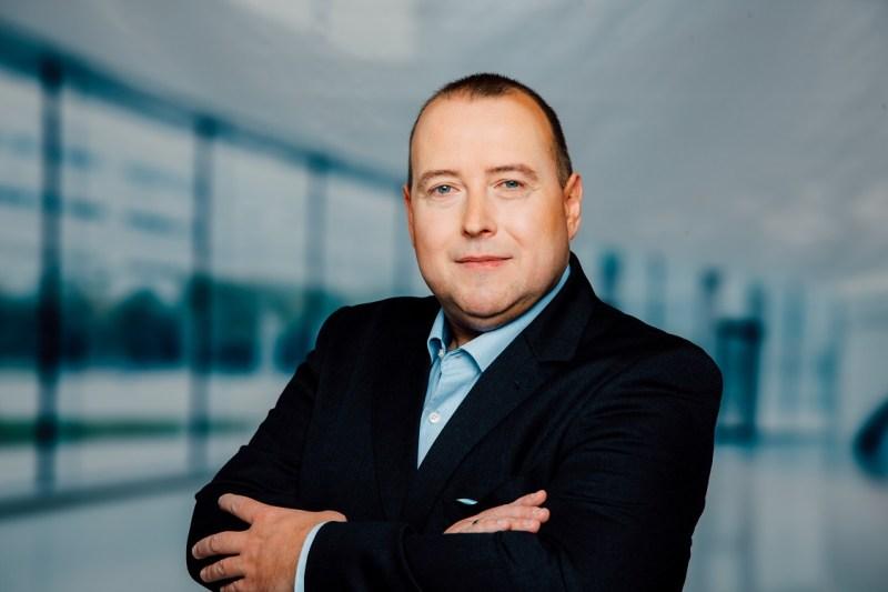 Björn Blatt ist Geschäftsführer der readypartner GmbH