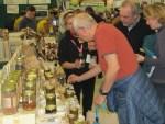 Pilz-Delikatessen am Messestand kosten & 3er Mischpilze kaufen