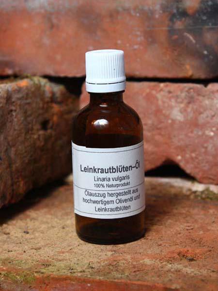 Leinkrautblüten-Öl 50ml