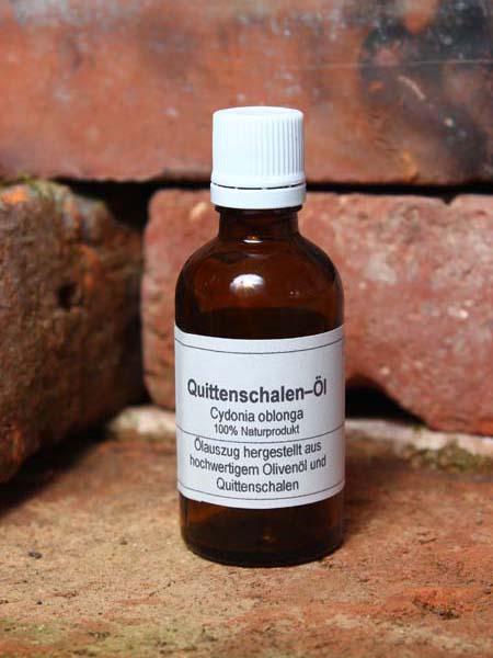 Quittenschalen-Öl 50ml
