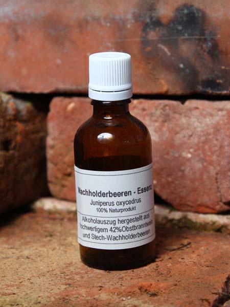 Rote Wachholderbeeren-Essenz 50ml