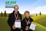 mit Steinpilz-Oel und Früchteriegel gewannen wir Silber in Wieselburg