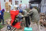 Heizen mit Biomasse - DIY mit wenig Geld Heizung bauen (Teil 1/4) alle helfen mit