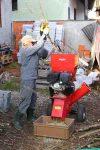 Heizen mit Biomasse - DIY mit wenig Geld Heizung bauen (Teil 1/4) Chefin haeckselt
