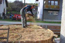 Heizen mit Biomasse - DIY mit wenig Geld Heizung bauen (Teil 1/4) Kiste ausschuetten