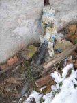 Wärme aus Biomasse - Sparen beim Heizen - Anleitung zum Eigenbau (Teil 2/4) BM Zu u Ruecklauf