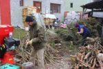 Heizen mit Biomasse - DIY mit wenig Geld Heizung bauen (Teil 1/4) Biomasse sortiert