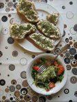 mit Liebe zubereitetes Mittagessen