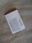 Samentüten selber machen - Samentüten-Vorlagen Gratis herunterladen Rueckseite Beutel