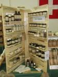 Baeren Balsam & andere Salben am Messetsand testen u kaufen
