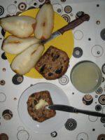 Birnen zum Frühstück
