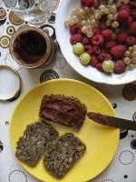 zum Frühstück 3 Beeren