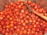 Jujube weichkochen fuer Chinesischen Datteln Fruchtcreme