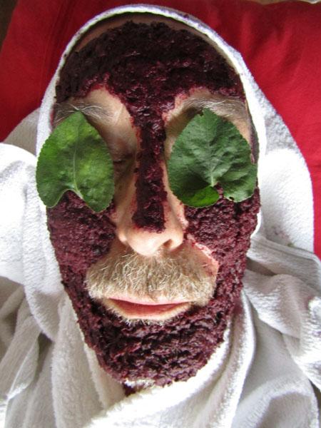 Detox zu Hause mit Naturkosmetik Maske Kur u Entschlacken zu Hause
