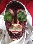 Detox zu Hause mit Schlehen oder Vogelbeer Maske
