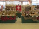 Unser Messestand in Wieselburg verkauft Quittenschalen-Öl