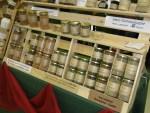 Quittenschalen Tee & andere Naturprodukte am Messestand kaufen