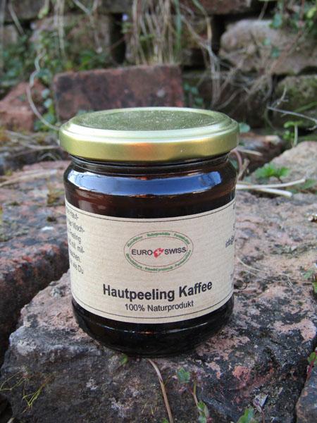 Haut-Peeling Kaffee