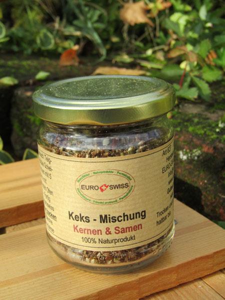 Wildkräuter DIY Keksmix