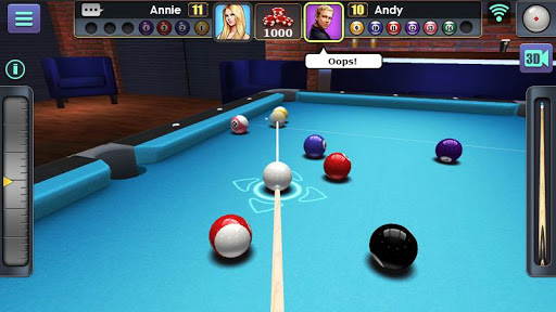 3D Pool Ball cheathackgameplayapk modresources generator 1